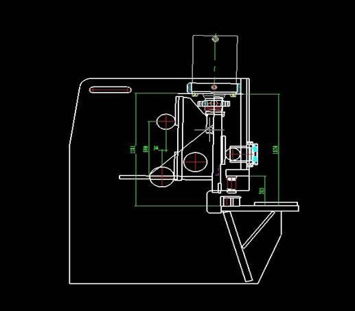 qc11y-液压闸式剪板机图片